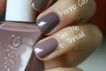 Makeup/Nails I like