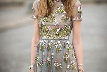 dark floral garment inspiration