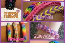 rainbow loom / by Micah Stadler