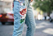 jeansy aplikacje