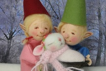 I love gnomes / by work of whimsy
