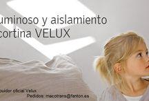 Ventanas de tejado  VELUX en dFanton / Vanguardia, calidad y servicio en dFanton
