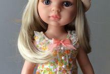 Кукла испанская. Paola Reina
