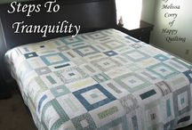 Quilts for the boys