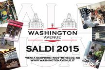 Shopping / Lo shopping in via Washington a Milano