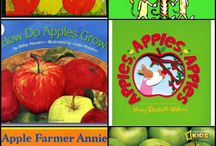 A is for Apple / by Dana White