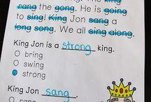 First Grade Reading