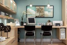 Office / by Leslie Perricone