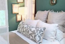 Bedroom Decor / Ideas for bedrooms / by Tricia Newton