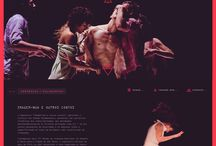 Web Design / Website inspiration and layout ideas