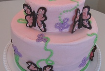 Baby Shower Cake Ideas / by Chancey Miller Combs