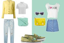 Colors of California - OUR OUTFITS