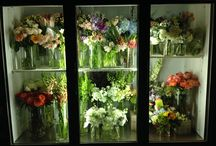 FLOWER LOVE / We LOVE flowers almost as much as we love the people we arrange them for!