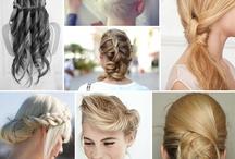 Hairstyles / by Amy Gunnett