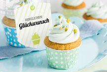 Cupcakes & Muffin Rezepte
