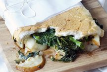 Sandwiches / What's a sandwich without some cheese? / by culture: the word on cheese
