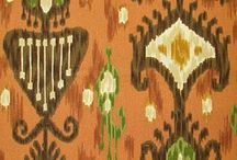 Outdoor Fabric - ORANGE / by Modern Lantern