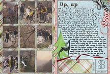 Digital Scrapbooking  / by Nicole Satchell Sheppard