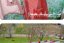 clothesline ♥ / by Gail Blain Peterson (Faithfulness Farm)