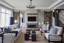 Rochelle Cote Interior Design | Residential Design / Residential Design Projects.