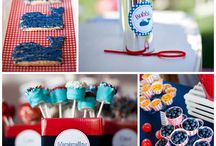 Party Ideas for Boys / by Ivy Salcedo