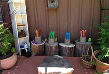 Outdoor spaces for learning