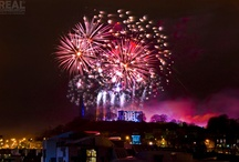 Capital events / Edinburgh has a jam-packed calendar of exciting events happening all year round, many of which are organised, funded and/or supported by the City of Edinburgh Council's Events Team.