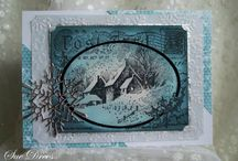 Postcard winter / by Sue Cartwright