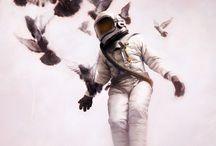 Jeremy Geddes / Jeremy Geddes - painter, lives in Melbourne, Australia. It works in the genre of hyperrealism. Official site http://www.jeremygeddesart.com/