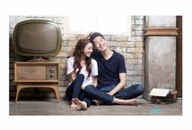Korean wedding photo project
