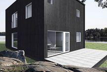 Sunhouse Kuutiomaiset talot
