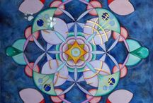 Mandala Bluchina / I miei mandala e non solo