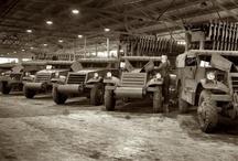War Machine / Photos of Historic Military Vehicles
