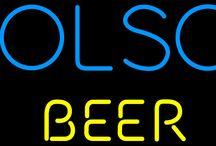 Molson Neon Beer Signs & Lights