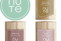 Nute - Danish organic Tea / Danish organic Tea