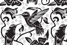 Black and White Design / by Spoonflower