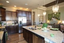 The Bellamonte - Covington Homes / Elegance and Luxury are what this gorgeous Ranch Home exudes - our distinctive Bellagio Series