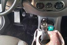 Ideer til bilen