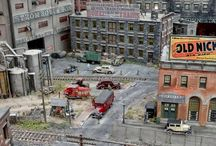 Modellismo Ferroviario - Franklin & South Manchester Revisited