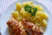 vařím-hlavní jídla