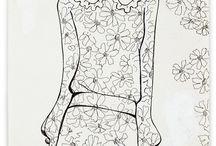 60s illustrations