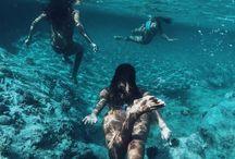 OCEAN -THE BIG BLUE