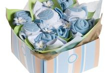 Heaven Sent Giftboxes / From our beautiful range of giftboxes for New born babies and parents