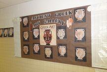 Koulu/antiikin Kreikka
