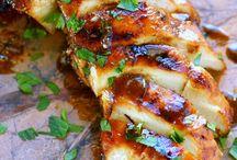 Marinade til kylling
