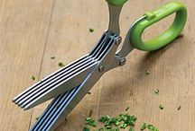 Essential Kitchen Tools / by Shelley Alexander