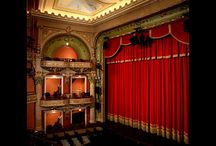 Curtains, Stage Design and Theaters / Making the magic happen