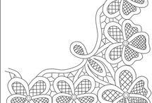 Cord irsh crochet