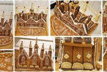 Lebkuchenwerke by Küchenkunstwerk / Ich erstelle Jahr für Jahr zur Weihnachtszeit hanseatische Kunstwerke aus selbstgemachten Lebkuchen. Hier seht ihr sie alle.