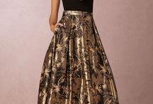 BLACK TIE / Natalie's Party Dress Inspiration